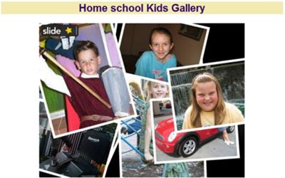 The Homeschool Kids Gallery